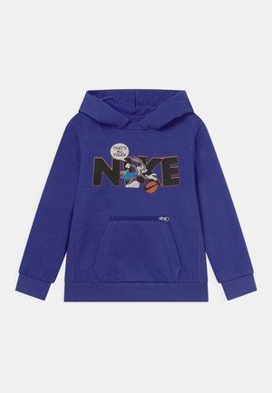 NIKE HEMTAPE HOODIE UNISEX - Sweatshirt - blue