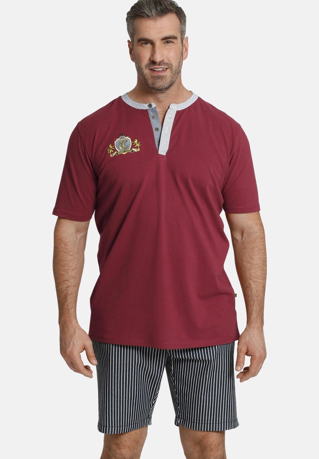Homme EARL TEBBE - T-shirt imprimé