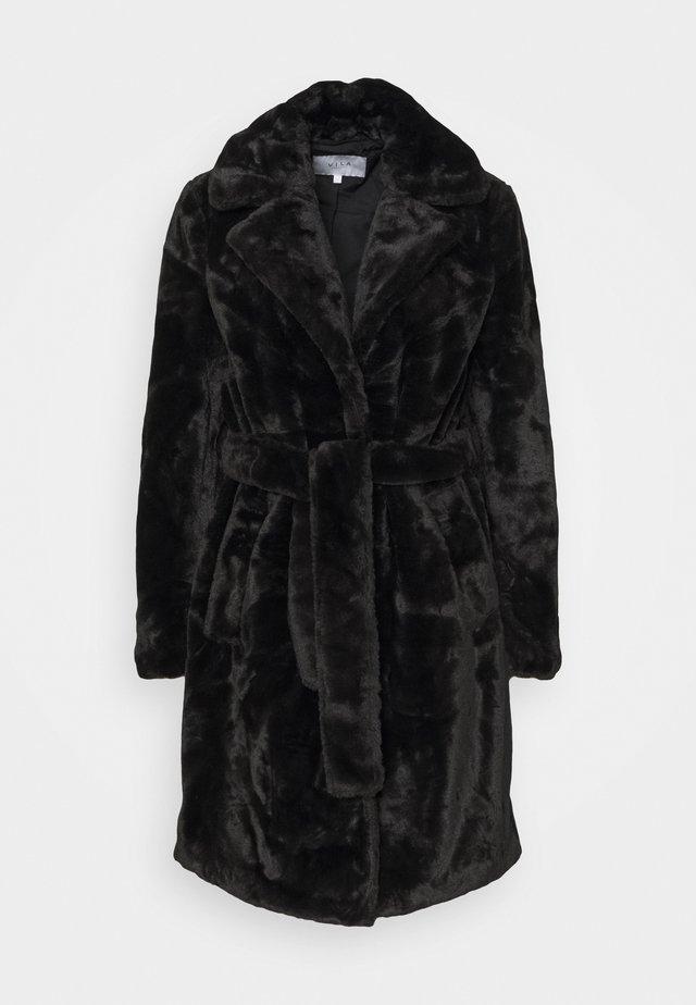 VIBODA COAT - Classic coat - black