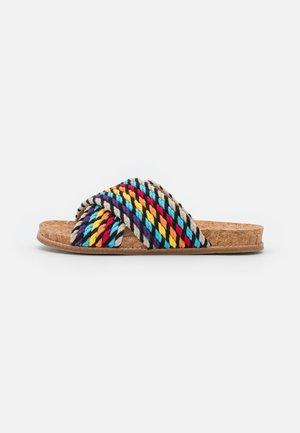 DENIZ - Pantofle - multicolor