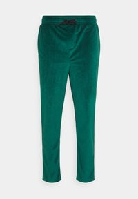 Another Influence - TOMAS ZIP THROUGH TRACKSUIT - Tracksuit - green - 1