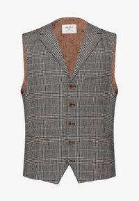 Carl Gross - Suit waistcoat - dunkelblau - 0