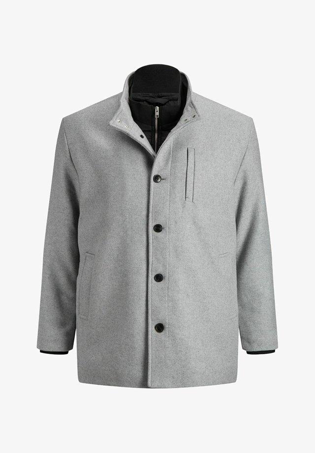 Cappotto corto - light grey melange