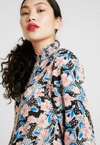 Dorothy Perkins Tall - PRINT HONEY SHIRRED NECK - Bluser - multi - 3