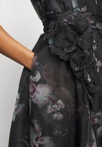 Marchesa - GOWN - Robe de cocktail - black - 7