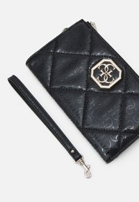 Guess - DILLA ZIP ORGANIZER - Wallet - black - 3