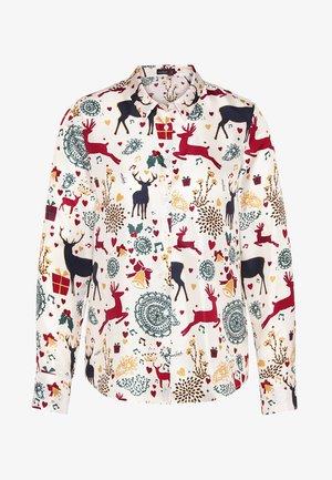 M-CELLA - Button-down blouse - bunt gemischt