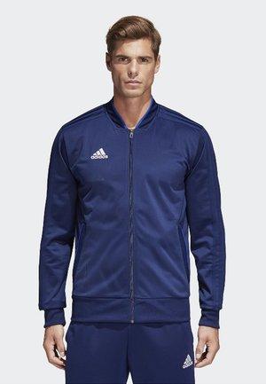 CONDIVO 18 TRACK TOP - Training jacket - dark blue/white