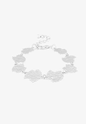 AMELIA ORGANIC LINK - Armband - silver plating