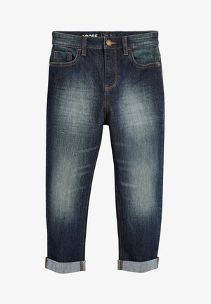 Jeans Straight Leg - blue-grey