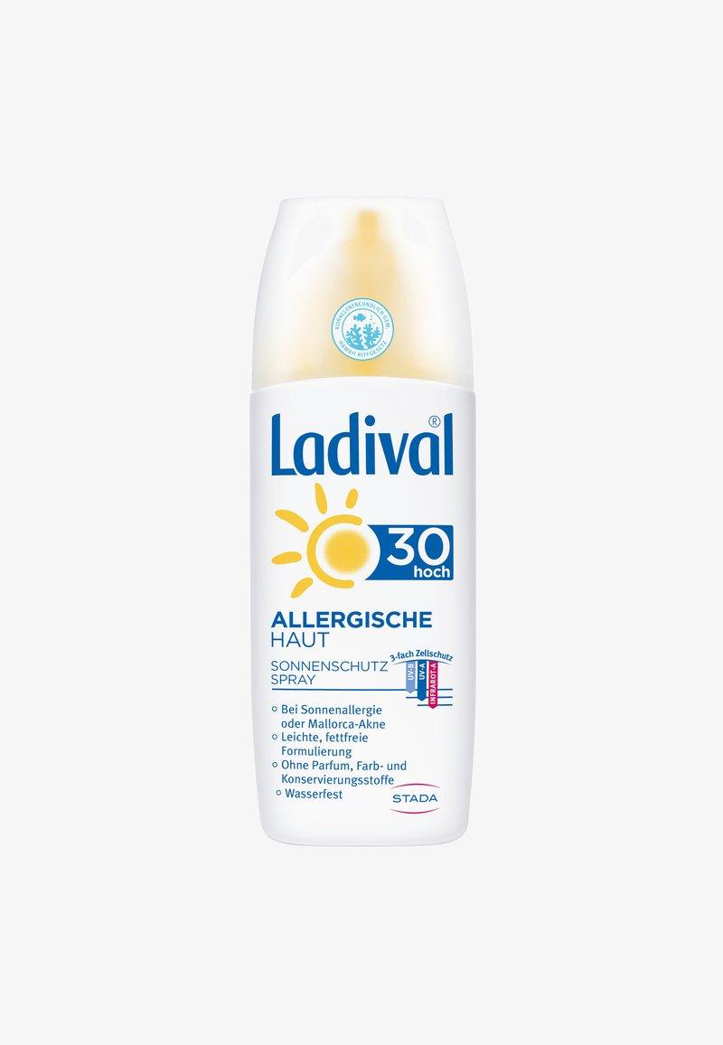 Ladival - SONNENSCHUTZ ALLERGISCHE HAUT SONNENCREME SPRAY LSF 30 - Sun protection - -