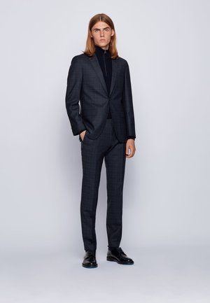 HERREL/GRACE - Suit - dark blue
