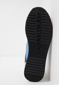 Calvin Klein Jeans - JERROLD - Sneakers - multicolor/silver lake blue - 4
