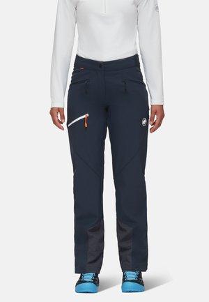 TATRAMAR - Pantaloni outdoor - marine-black