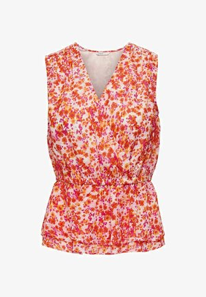Blouse - puffins bill
