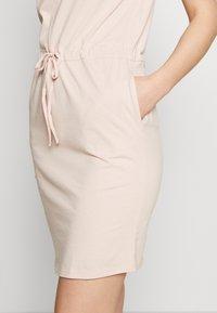 Vero Moda Tall - VMAPRIL SHORT DRESS 2 PACK - Jersey dress - khaki/rose - 5
