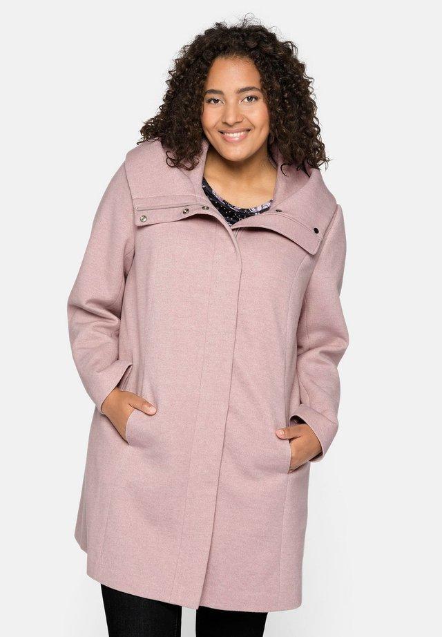Short coat - hellmauve