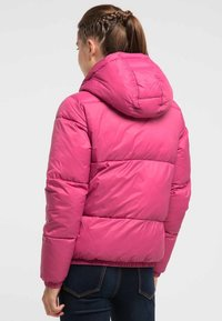 myMo - Winter jacket - rose - 2