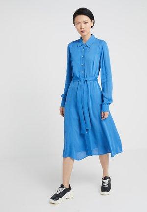 LIMELIGHT - Shirt dress - blue steel