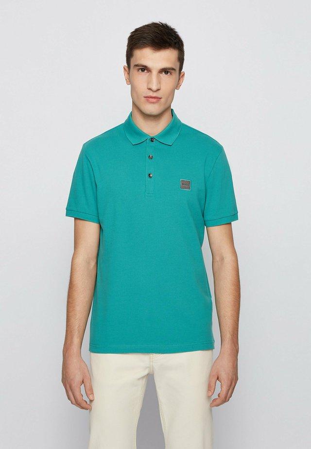 PASSENGER  - Polo shirt - turquoise