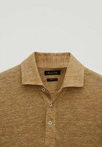 Massimo Dutti - Poloshirt - brown - 2