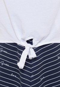 Guess - DRESS - Žerzejové šaty - blue - 2