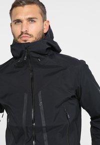 Mammut - MASAO - Hardshell jacket - black - 5