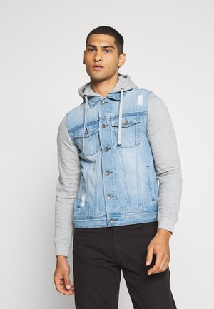 JAGO - Denim jacket - light blue