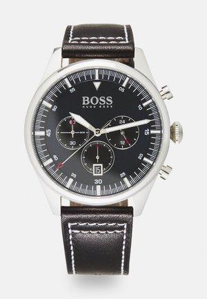 PIONEER - Zegarek chronograficzny - black/blue