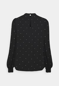 Vero Moda - VMMARLEY - Long sleeved top - black/birch - 1