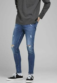 Jack & Jones - Jeans Tapered Fit - blue denim - 0