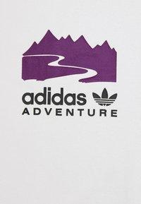 adidas Originals - CREW - Felpa - cloud white - 2