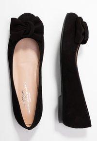 Brenda Zaro - CARLA - Ballet pumps - black - 3