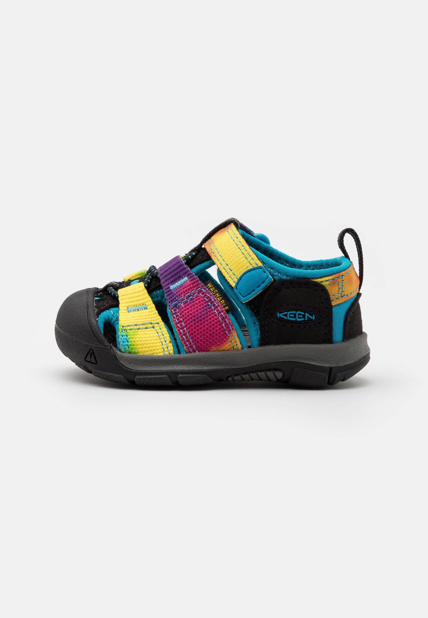 Kids NEWPORT H2 UNISEX - Walking sandals - rainbow