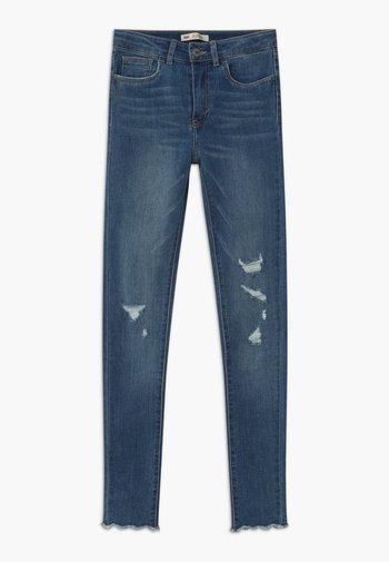 720 HIGH RISE SUPER SKINNY - Jeans Skinny Fit - hometown blue