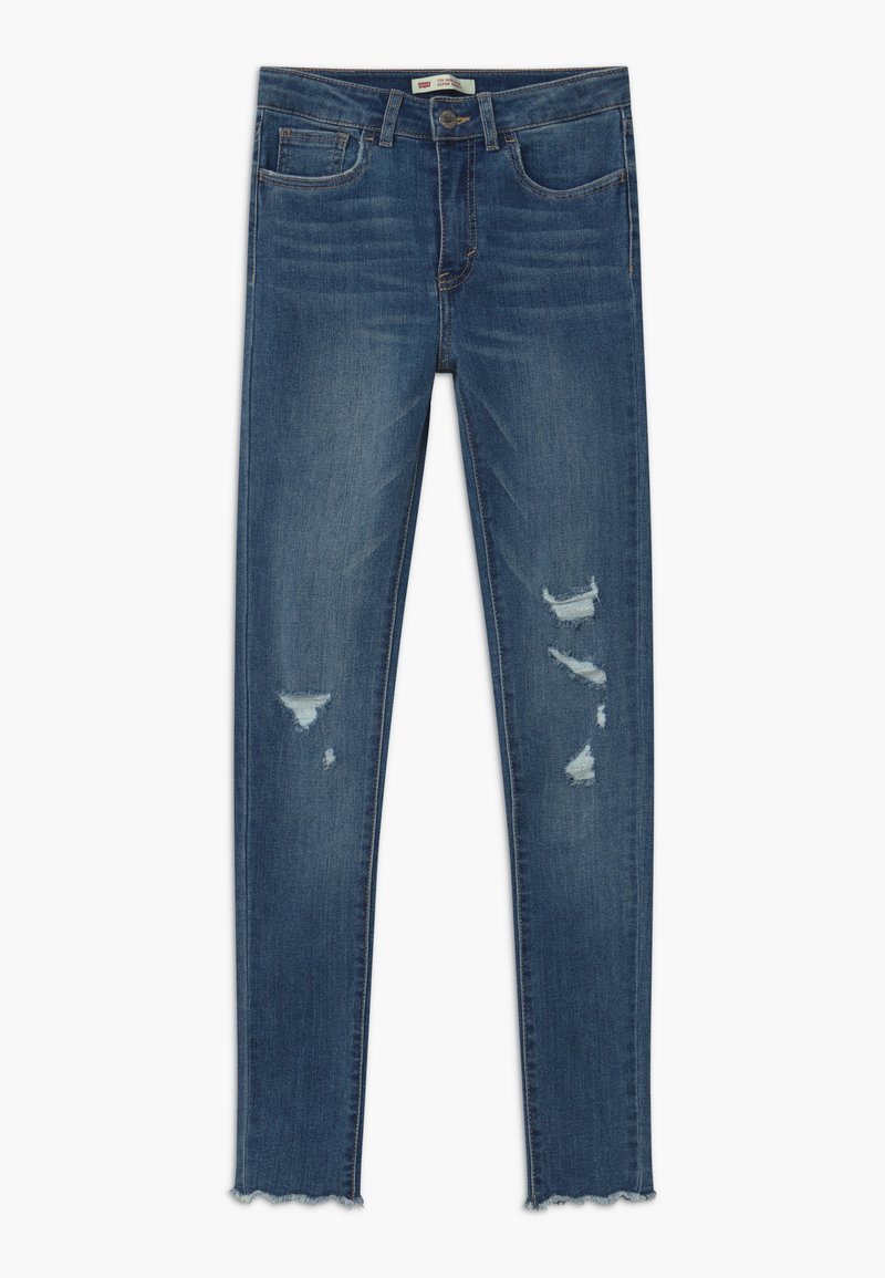 Levi's® - 720 HIGH RISE SUPER SKINNY - Skinny džíny - hometown blue