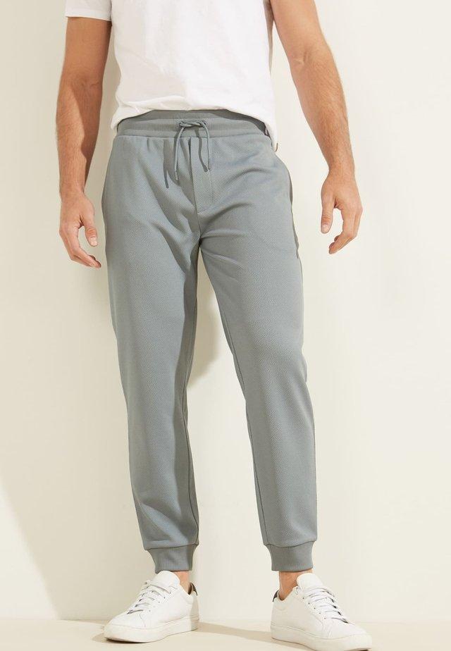 TUNNELZUG - Pantaloni sportivi - grau