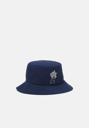 ONE LINER BUCKET HAT UNISEX - Hat - navy