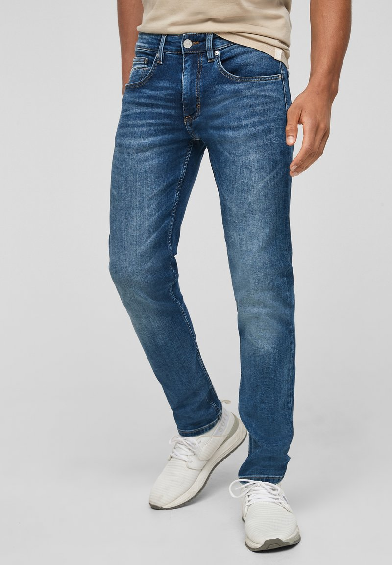 Q/S designed by - Straight leg jeans - blue