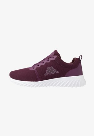 Sports shoes - purple/white