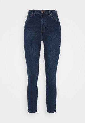 VMSOPHIA SOFT  - Skinny džíny - dark blue denim