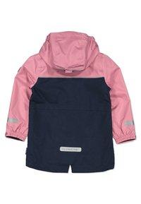 Polarn O. Pyret - Waterproof jacket - heather rose - 1