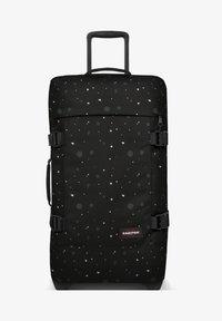 Eastpak - TRANVERZ - Wheeled suitcase - splashes dark - 0