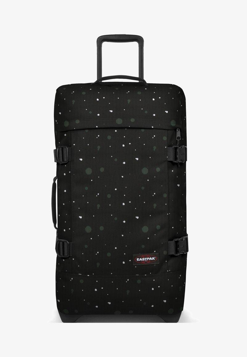 Eastpak - TRANVERZ - Wheeled suitcase - splashes dark