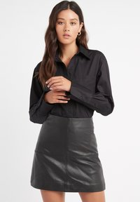 Kookai - MONACO - Button-down blouse - z2-noir - 2