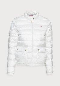 Tommy Hilfiger - PADDED JACKET - Light jacket - white - 4