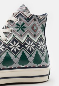 Converse - CHUCK TAYLOR ALL STAR 70 UNISEX - High-top trainers - ash stone/egret/obsidian - 5