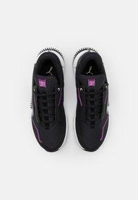 Puma - PROVOKE XT FM  - Zapatillas de entrenamiento - black/byzantium - 3