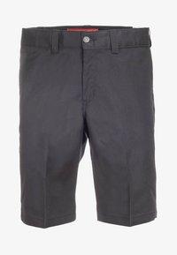INDUSTRIAL WORK SHORT - Shorts - black