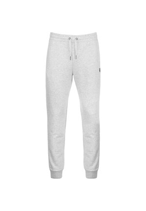 KUDDUSI JOGGINGHOSE  - Pantalon de survêtement - light grey melange bros